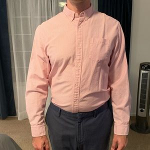 MENs Banana republic button down